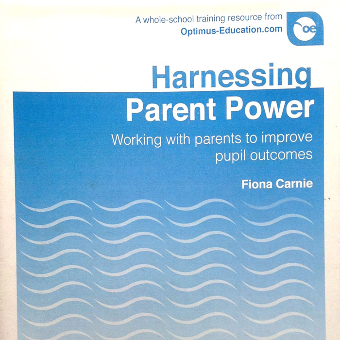 Harnessing Parent Power
